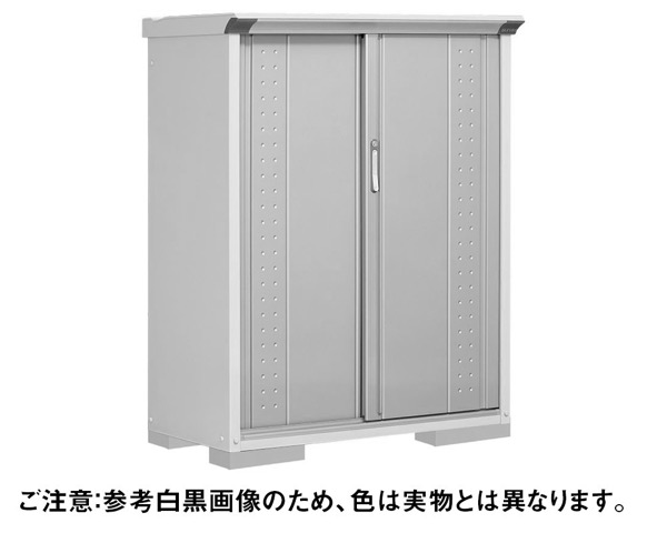 GP-115CFDB小型収納庫1120×530×1400 DB色【田窪工業所】