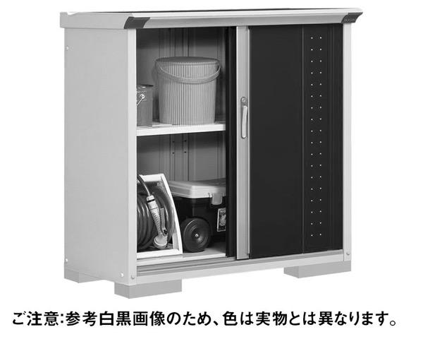 GP-115DFCB小型収納庫1120×530×1100 CB色【田窪工業所】