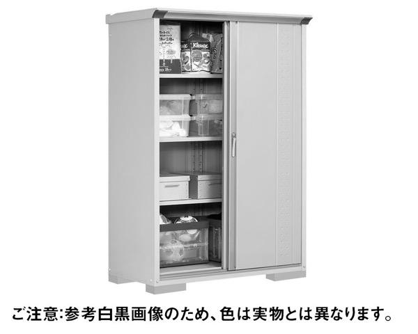 GP-136AFDB小型収納庫1304×650×1900 DB色【田窪工業所】