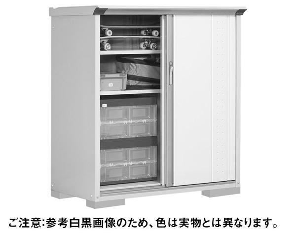 GP-136CFCB小型収納庫1304×650×1400 CB色【田窪工業所】