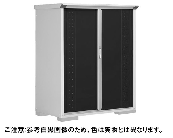GP-137BFCK小型収納庫1304×750×1600 CK色【田窪工業所】