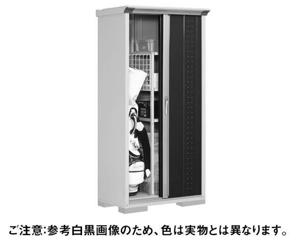 GP-95ATSW小型収納庫920×530×1900 扉SW色【田窪工業所】