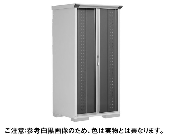 GP-97ATDB小型収納庫920×750×1900 扉DB色【田窪工業所】