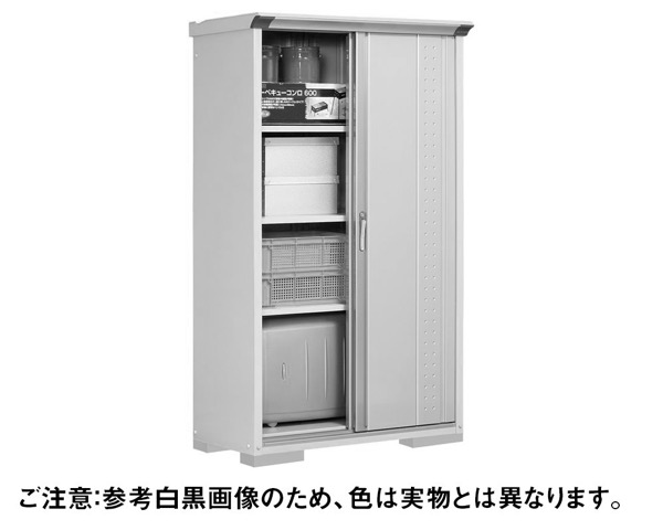 GP-115ATCB小型収納庫1120×530×1900 CB色【田窪工業所】