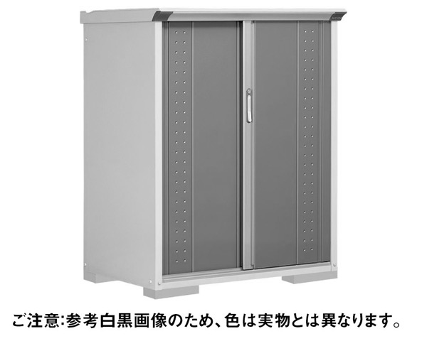 GP-117CTTR小型収納庫1120×750×1400 TR色【田窪工業所】