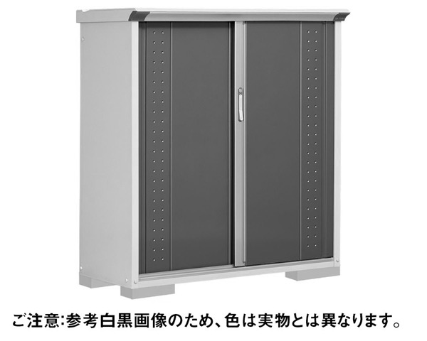 GP-135CTCK小型収納庫1304×530×1400 CK色【田窪工業所】
