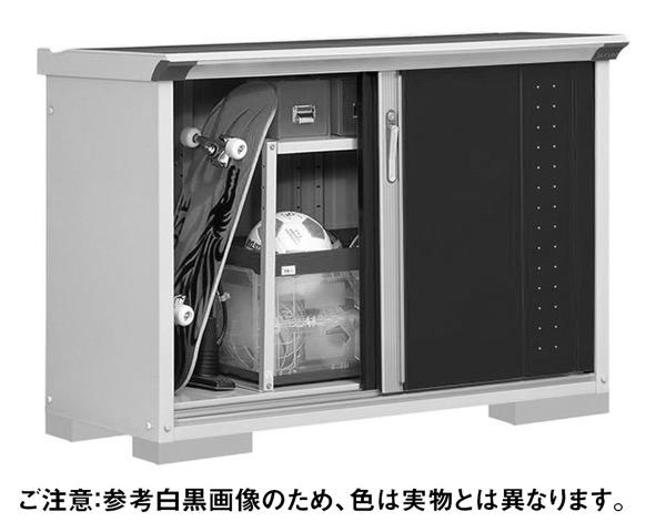 GP-135ETJG小型収納庫1304×530×900 JG色【田窪工業所】