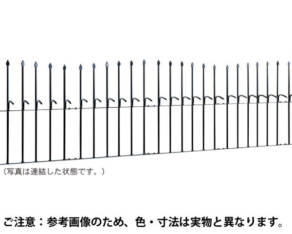 H1010R9×400黒【エイト】