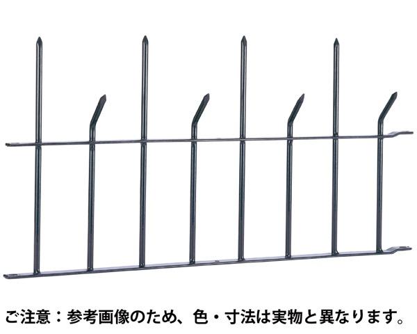 H16029×430×500 黒【エイト】