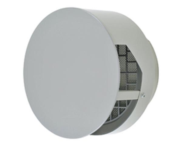 AT-100TBNSD-5MSUS耐外風ベントキャップギャラリ 網5M FD72度【メルコエアテック】