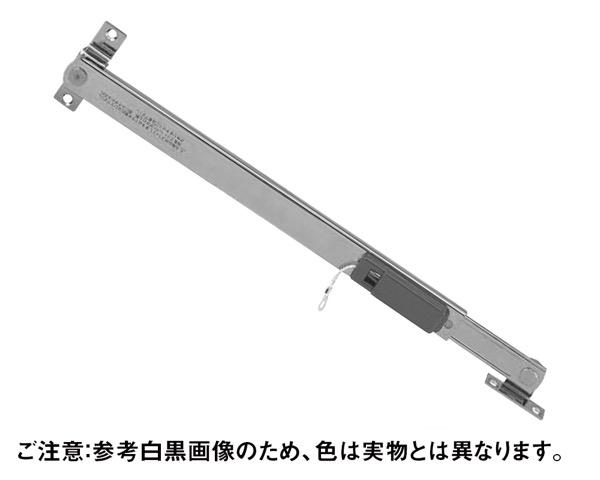S-354ドアストッパーストップツキ300高受 アンバー【丸喜金属本社】