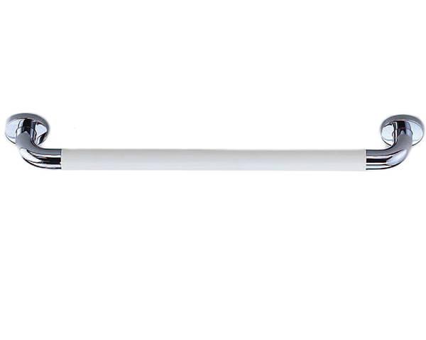 NO-800 パッドニギリバー(60ミリ)600ミリクローム/アイボリ【シロクマ】