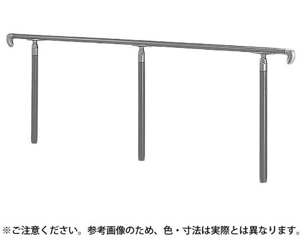 AP-13U アプローチ手摺(U)アイアンウッド・シルバー【シロクマ】