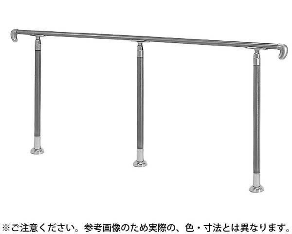 AP-13B アプローチ手摺(B)チーク・シルバー【シロクマ】