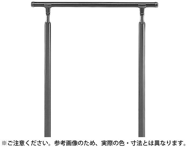 AP-140U アプローチ手摺(U)シルバー/HL【シロクマ】