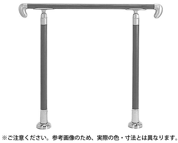 AP-12B アプローチ手摺(B)チーク・AG【シロクマ】