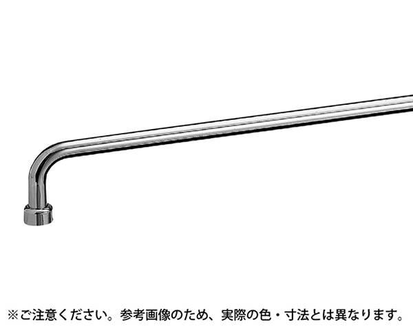 BT-6 丸棒タオル掛400ミリ純金【シロクマ】