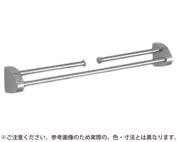 NH-2 マンボウ二段掛棒400ミリ仙徳【シロクマ】