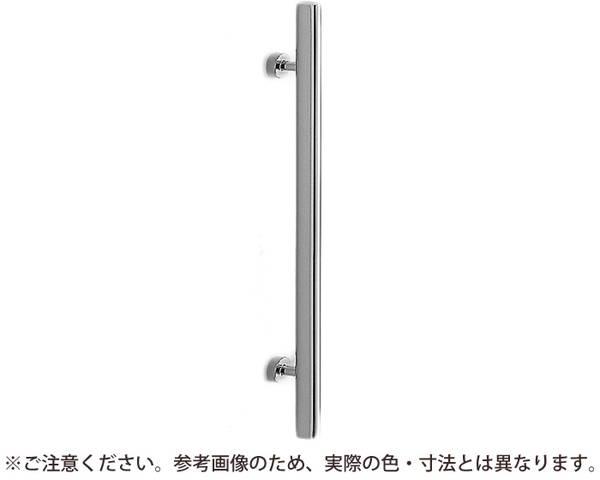 NO-49 ステン楕円取手400ミリヘアーライン【シロクマ】