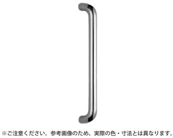 NO-66S 丸棒取手片面オン 大 オン ミガキ【シロクマ】