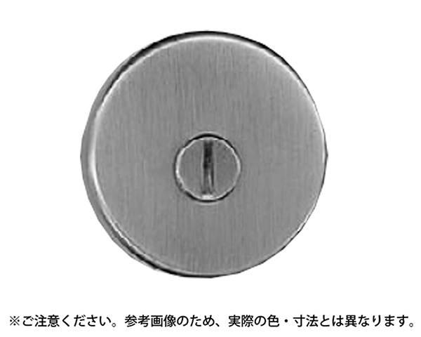 372-65 チューブラ鎌錠(間仕切)ゴールド【シロクマ】
