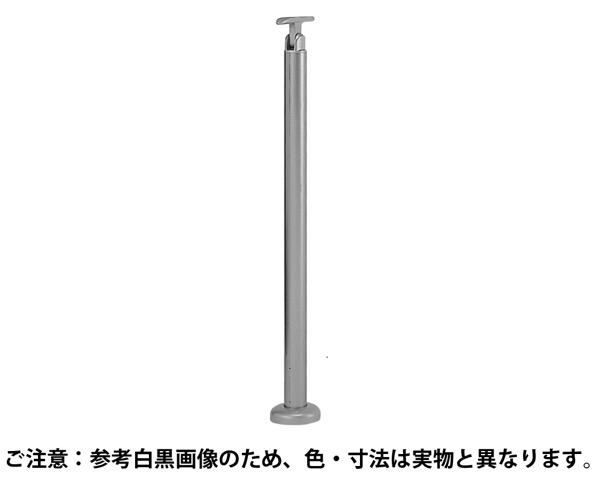 ABR-7702B 支柱(ベースプレート式)ブロンズ【シロクマ】