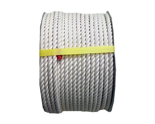綿ロープ 16ミリ 100M ドラム巻