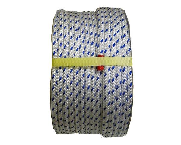 パイレンダブルコード 10ミリ(青白) 100M ドラム巻