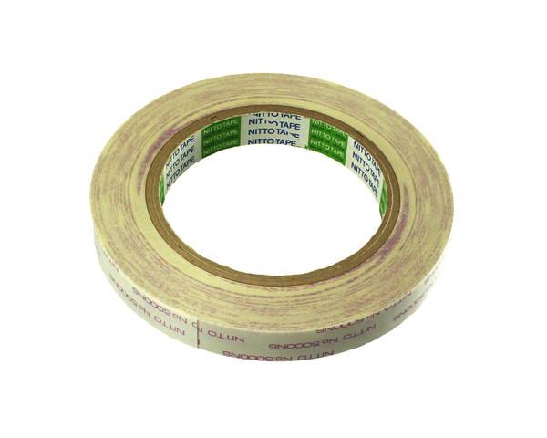 養生・ロープ・テープシリーズ #5000NS 再はく離一般両面テープ 15ミリX20M【まつうら工業】