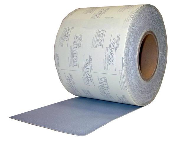 ペタックス帆布補修テープ 14cm×約25m シルバー