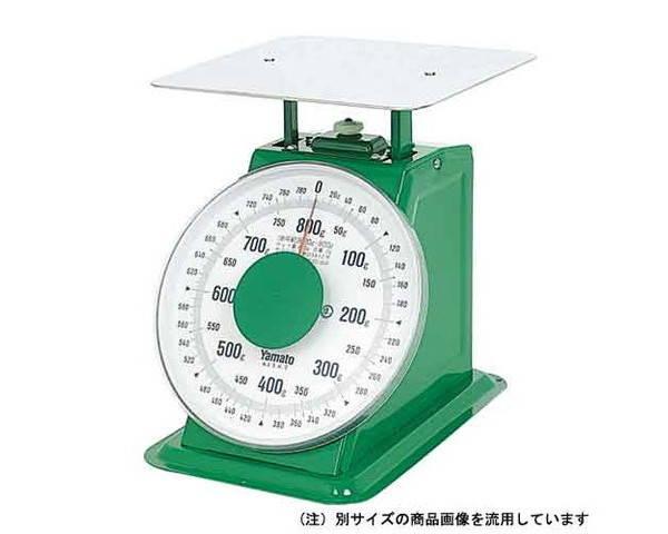 大和・普及型上皿はかり4kg・4KGSD-4