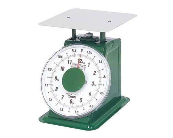 大和・上皿自動秤12kg・SDX-12