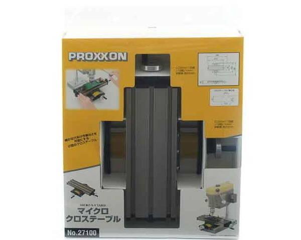 プロクソン・マイクロクロステーブル・NO.27100【藤原産業】