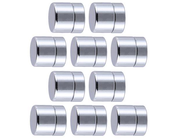 飾りビス TB-3-5 胴付キャップ (真鍮) クローム 17×11×6