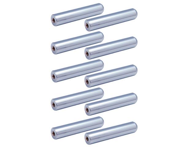 飾りビス TB-10-32卓上止金具3(真鍮)M5 クローム 15×75