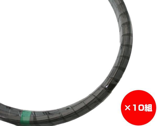 【まとめ買い10組】ナマシ線 線径約2.6×約120m #12 入数1巻(約5Kg)×10組