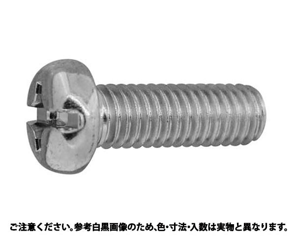 BS(+-)ナベコ 表面処理(ニッケル鍍金(装飾) ) 材質(黄銅) 規格(4X6) 入数(2000)