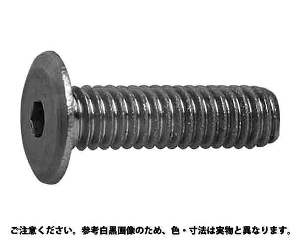 SUS(6アナ)スリムヘッドコ 表面処理(BK(SUS黒染、SSブラック)) 材質(ステンレス) 規格(4X6) 入数(1000)