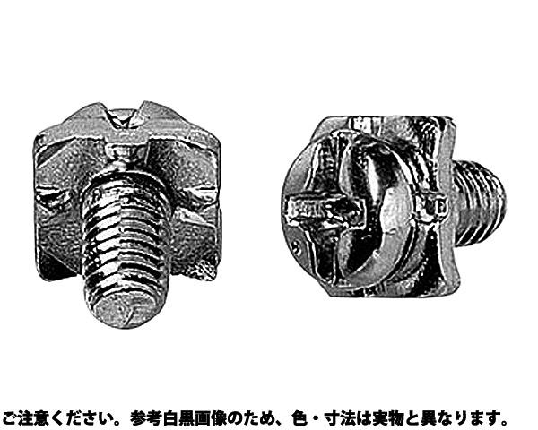 タンシ+-ナベH5.8X1 表面処理(ニッケル鍍金(装飾) ) 規格(3X8(0)) 入数(3000)