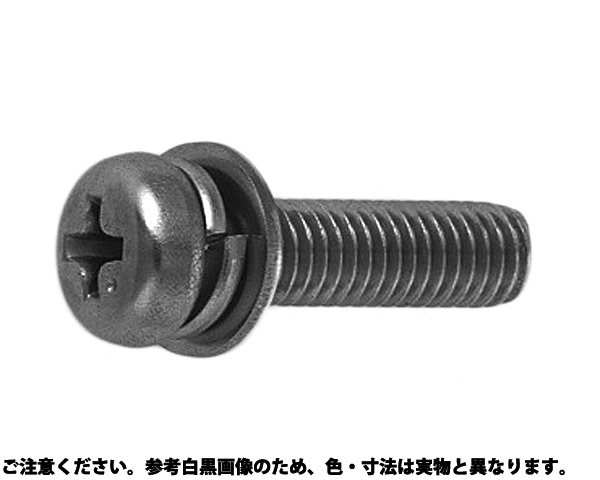 BS(+)ナベI=4 表面処理(ニッケル鍍金(装飾) ) 材質(黄銅) 規格(4X12) 入数(1000)