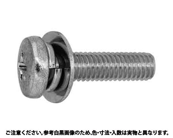 BS(+)バインドP=3 表面処理(ニッケル鍍金(装飾) ) 材質(黄銅) 規格(3X6) 入数(2000)