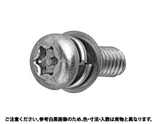 ステンTRXタンパーナベP4 表面処理(BK(SUS黒染、SSブラック)) 材質(ステンレス) 規格(3X6) 入数(2000)