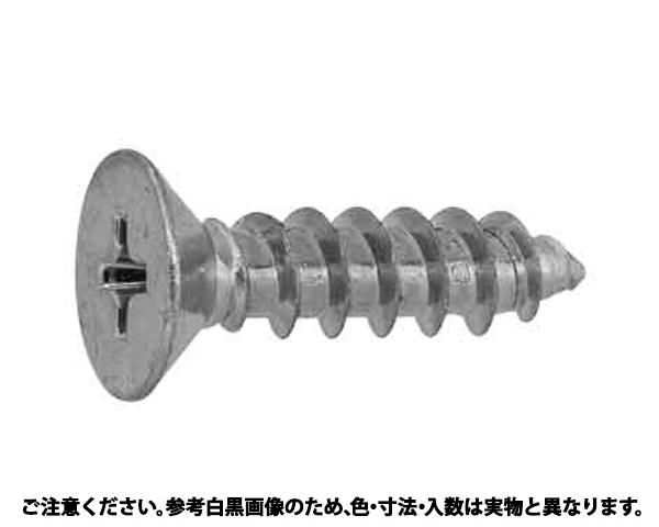 (+)Aサラ 表面処理(三価ホワイト(白)) 規格(2X8) 入数(7000)