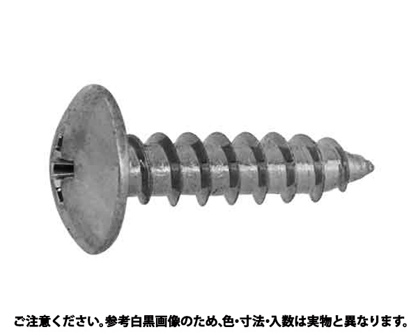 ステン(+)Aトラス 表面処理(BK(SUS黒染、SSブラック)) 材質(ステンレス) 規格(2.6X5) 入数(5000)
