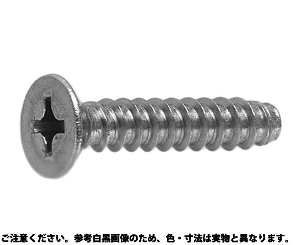 (+)B0サラ 表面処理(三価ホワイト(白)) 規格(2X6) 入数(9000)