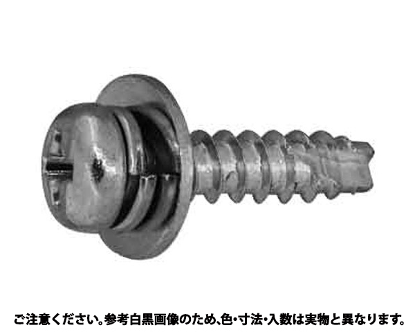 (+)B1ナベP=3 表面処理(ニッケル鍍金(装飾) ) 規格(4X12) 入数(900)