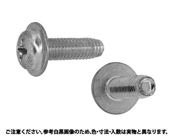 SタイプナベWH=6.5 表面処理(三価ホワイト(白)) 規格(2.6X5) 入数(6000)