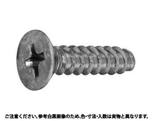 Bタイプサラ 表面処理(三価ブラック(黒)) 規格(2X5) 入数(20000)