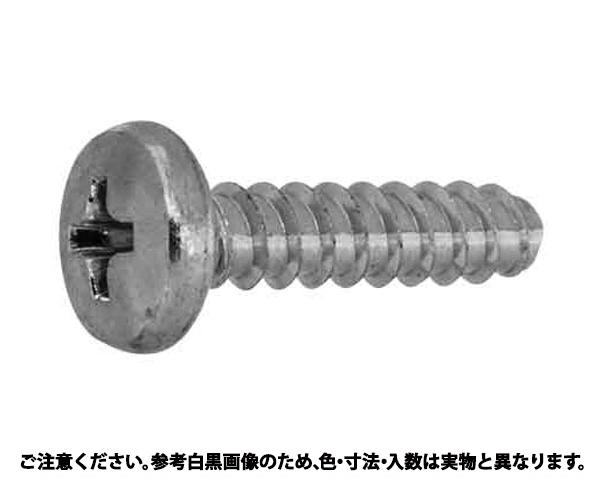 Bタイプバインド 表面処理(三価ホワイト(白)) 規格(2X10) 入数(8000)