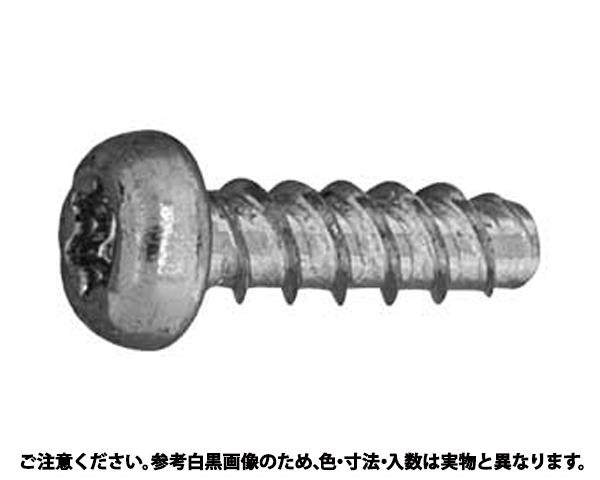 TORX Pタイプ ナベ 表面処理(ニッケル鍍金(装飾) ) 規格(3X8T10) 入数(5000)
